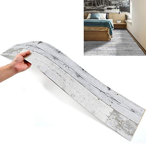 14 stück Boden Aufkleber DIY Fliesen Aufkleber, Muster Stil Boden Fliesen Fliesen Farbe wasserdicht für Küche Boden Badezimmer Wohnzimmer-1stück 6,1 x 36,02 Zoll (Stil 6)