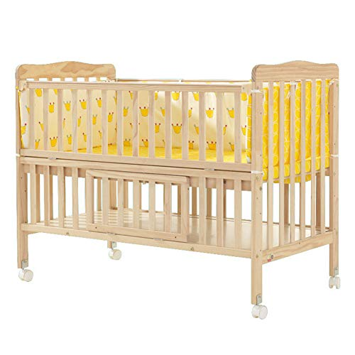 Great Features Of WDXIN Baby Cot Bed Modern Simplicity Multi-Purpose use Environmentally Friendly Pa...