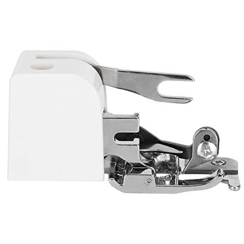 Cortadora lateral Máquina de coser Prensatelas multifuncional Cortador de recorte para el hogar Piezas de repuesto Accesorios para máquinas de coser para el hogar Costura para niñas CY10