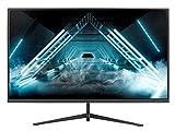 Monoprice Zero-G Gaming Monitor - 32in - 16:9, 2560x1440p, WQHD, 165Hz Refresh Rate, AMD FreeSync, HDMI, DisplayPort, VA, 75x75 VESA Compatibility, Black (142108)