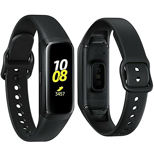 Samsung Galaxy Fit 2019, Smartwatch Fitness Band, Stress & Sleep Tracker, AMOLED Display, 5ATM Water...