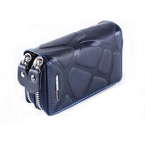 9bd7404b180227 キーケース 財布 コインケース キーホルダー カード 小銭入れ 全5色 メンズ レディース