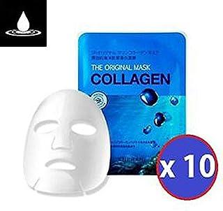 Enprani The Original Collagen Mask, Set of 10 Masks