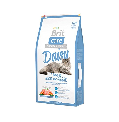Brit Care Cat Daisy I've Control My Weight, 1er Pack (1 x 7 kg)