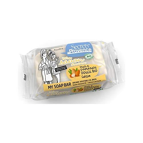 Secrets Prov Jabon Pastilla Almendras Dulces Bio & Perf 200 g