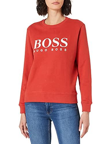 BOSS C_Elaboss3 Sudadera, Talla Mediana Red618, S para Mujer