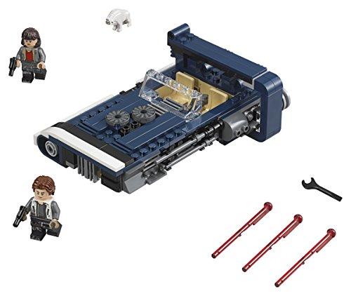 Han Solo Landspeeder LEGO Star Wars 75209 - 345 Pièces - 1
