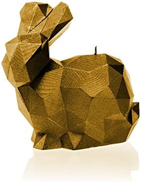 Candellana Candles Ranking integrated 1st place Candellana-Giant Large Candle-Gold Rabbit Finally popular brand