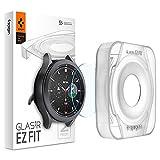 Spigen EZ Fit Protector Pantalla para Samsung Galaxy Watch 4 Classic 46mm - 2 Unidades