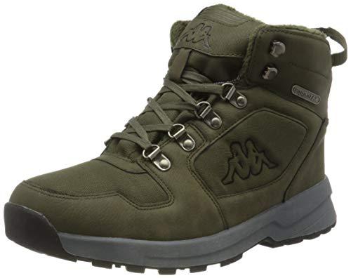 Kappa Cook Tex, Zapatillas Unisex Adulto, 3111 Army/Black, 44 EU