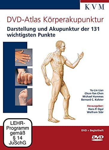 DVD-Atlas Körperakupunktur, 1 DVD