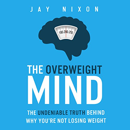The Overweight Mind audiobook cover art