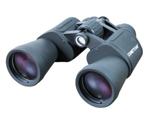 Celestron Cometron 7x50 Fernglas mit 7-facher Vergrößerung und 50mm großer Objektivöffnung für maximale Bildhelligkeit – Feldstecher/Binokular - ideal für Astronomie und Naturbeobachtung