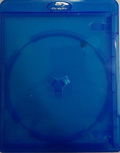 Amaray Blu Ray Hüllen 11 mm Neuware 10 Stück