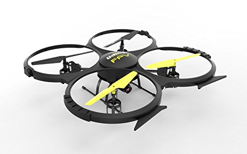UDI RC U818A FPV HD KAMERA WIFI 4.5 Kanal 2.4 Ghz Drohne Headless OneKey Starten und Landen Funktion