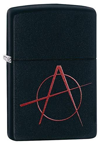 Zippo Sons of Anarchy Lighters, Black Matte
