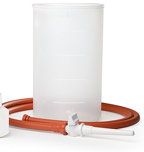 Einlaufbecher P. Jentschura, Einlauf zum selber Machen, zur inneren Reinigung, 1 Liter