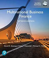 Multinational Business Finance plus Pearson MyLab Financewith Pearson eText, Global Edition