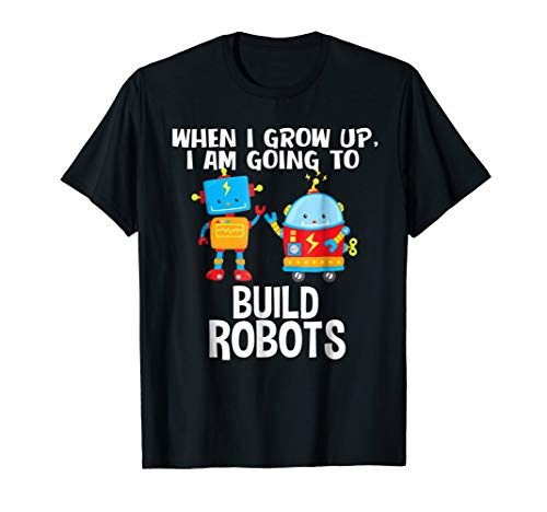 When I Grow Up I Am Going To Build Robots Future Engineer
