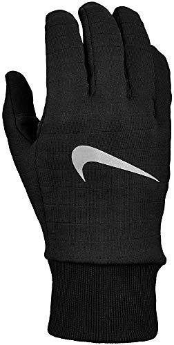 Nike Herren Sphere Running 3.0 Handschuhe, Schwarz, L