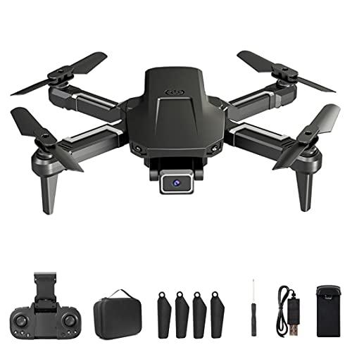 kkkl H3 Mini Drone Camera Plegable Quadcopter WiFi FPV Altitude HoldProfessional RC Drone Juguetes de Retorno de una tecla