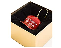 Donald trump - make america great again - collectible ornament