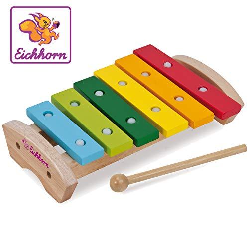 Eichhorn - 100005075 - Xylophone en Bois