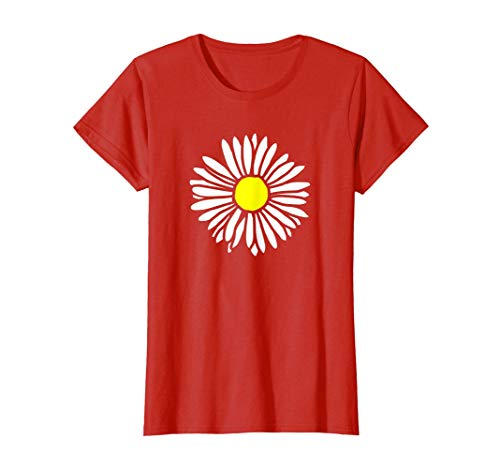 Womens Flower, Bloom, Daisy T-Shirt