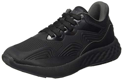 Urban Classics Unisex-Erwachsene Light Trend Sneaker, Schwarz (Black 00007), 38 EU