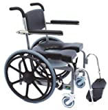 Raz Design Inc Z201 JAZ-SP Rehab Shower Commode Chair