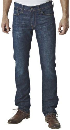 Levi's 511 Slim Fit Jeans, Blu (Vacuum Stretch 0022), 30W / 34L Uomo