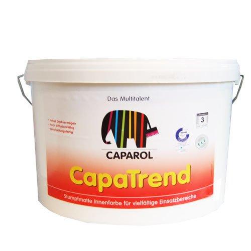 Caparol CapaTrend 12,5 Liter, weiß