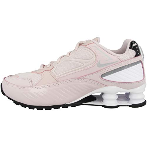 Nike BQ9001-600, Scarpe da Corsa Donna, Barely Rose/Reflect Silver/Black/White, 37.5 EU