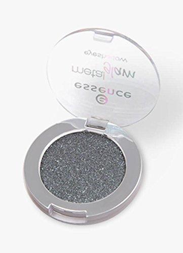 Essence Metal Glam Eyeshadow Nr. 04 sparkle all night Farbe: Dunkelgrau mit metallic Glanz Inhalt: 2,7g Lidschatten für strahlend schöne Augen.