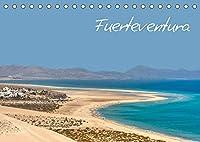 Fuerteventura (Tischkalender 2022 DIN A5 quer): Entdecken Sie mit diesem Kalender die schoenen Seiten Fuerteventuras. (Monatskalender, 14 Seiten )