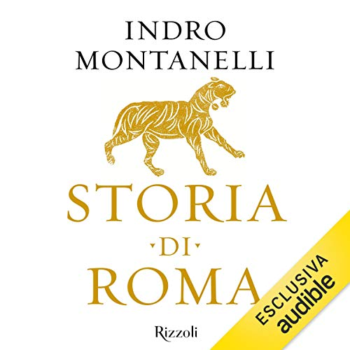 Storia di Roma audiobook cover art