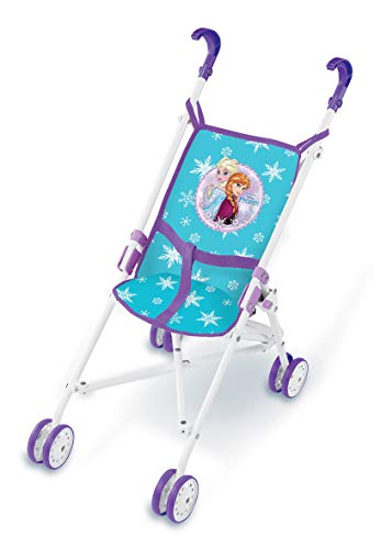 Smoby 7600250111 Frozen Puppenbuggy