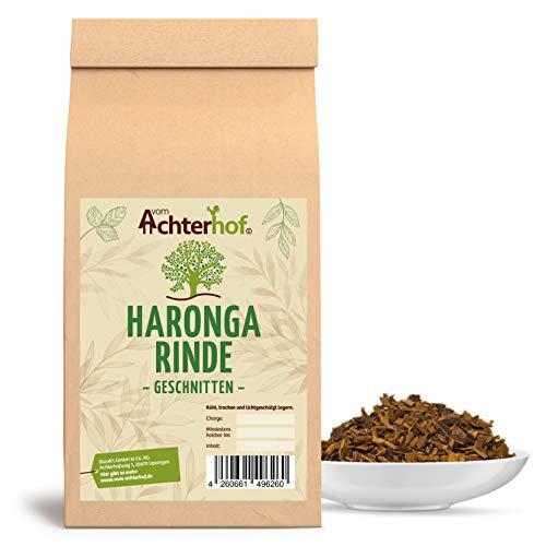 Harongarinde Tee geschnitten | 100g | 100% Harongatee ohne Zusätze | Das Original aus Madagaskar | vom Achterhof