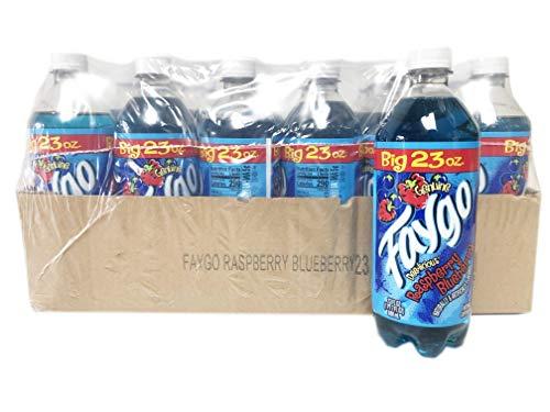 Faygo Raspberry Blueberry 24 Pack