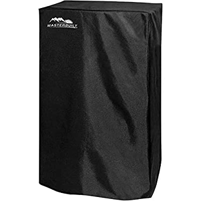 Masterbuilt Electric Smoker Cover for Masterbuilt 30-Inch Electric Smoker, Smoker Grill Cover Heavy Duty Waterproof (18.1 x 16.9 x 30.9 inch)