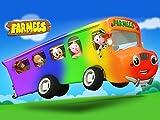 Wheels On The Bus - Rainbow