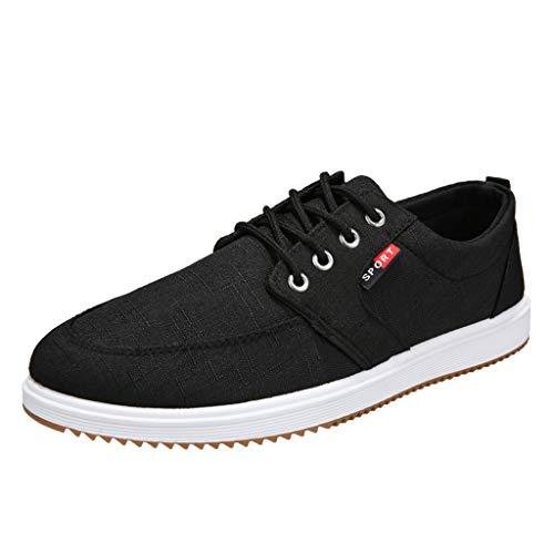 Sayla Zapatos Zapatillas para Hombres Zapatos Casuales De Los Hombres 2019 Zapatos De Lona Ocasionales Respirables Zapatos para Caminar Deportivos Al Aire Libre