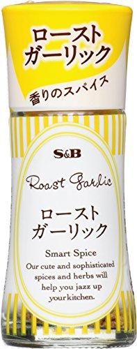 ヱスビー食品 エスビー スマートS ローストガーリック 瓶9g [8165]