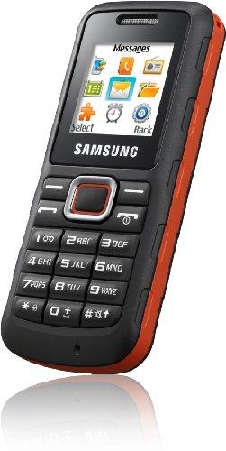 Samsung E1130 Handy orange
