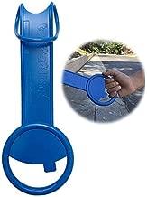 tag along stroller handle