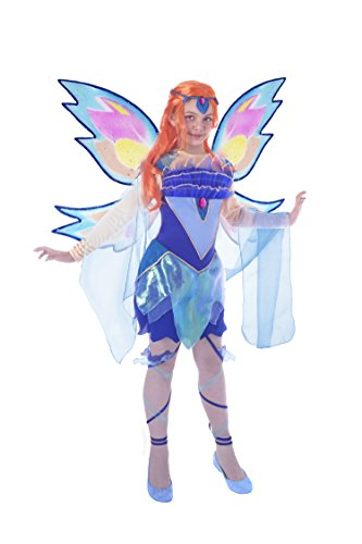 Ciao 11180 - Bloom Bloomix Costume Winx Club, 7-9 Anni