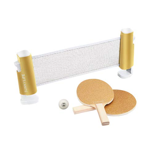 Best Review Of SunnyLIFE Play On Table Tennis Mirror Gold