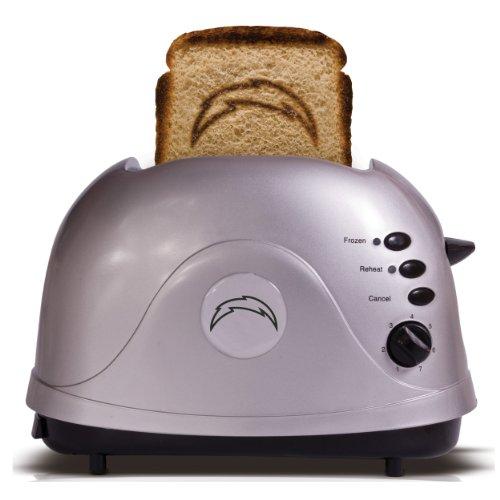 NFL San Diego Chargers Protoast Team Logo Toaster