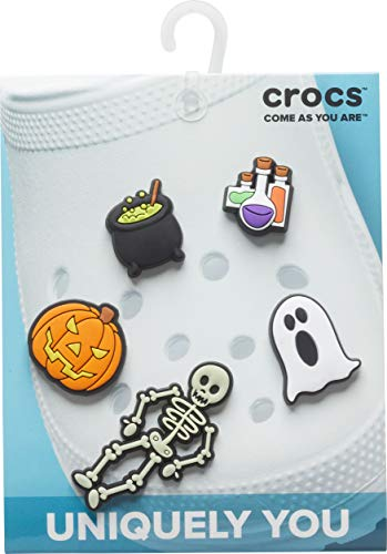 Crocs Jibbitz SHOE ACCESSORY Holiday 5-Packs | Jibbitz for Crocs, Spooky Vibes, Small