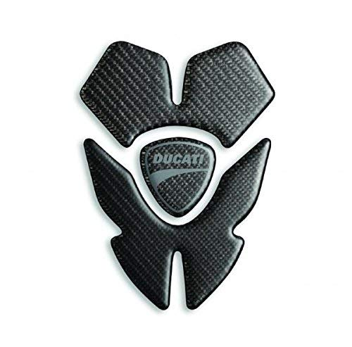 Protector de dep/ósito transparente Tank Pad Protection compatible con Ducati Panigale original